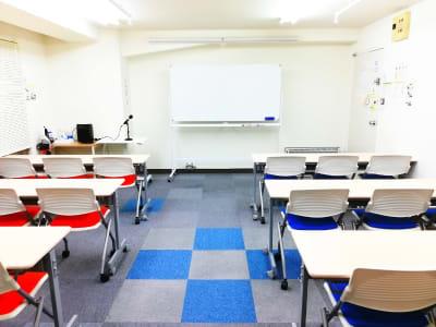 スクール形式(ホワイトボード) - meeting roomJACK JACKの室内の写真