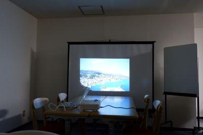 レンタルスペース「あたみ庵」の室内の写真