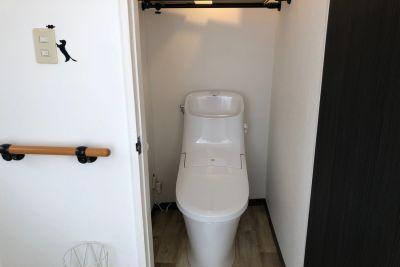 清潔なトイレ - 【forspace代々木Ⅰ】 多目的スペース(2F)の室内の写真