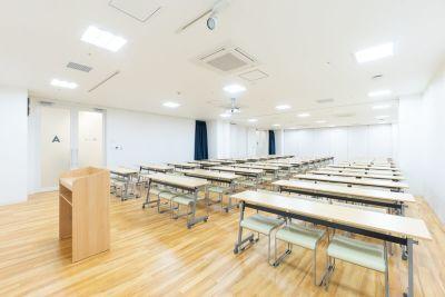 枚方ビオルネ ビィーゴ イベントルーム(2部屋利用)の室内の写真