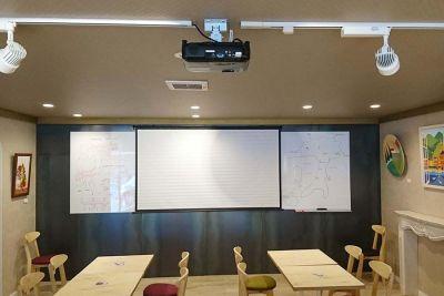 ポンテ 展示、セミナー、イベントスペースの設備の写真