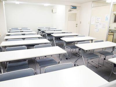 貸教室・貸会議室 内海 301会議室の室内の写真