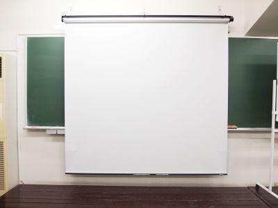 貸教室・貸会議室 内海 1F教室の設備の写真
