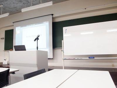 貸教室・貸会議室 内海 3F教室の室内の写真