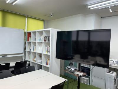 スターネスジャパン会議室 吹上のレンタルスペース、貸会議室の室内の写真