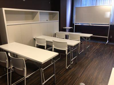 関内駅徒歩1分!貸し会議室 貸し会議室・フリースペースの設備の写真