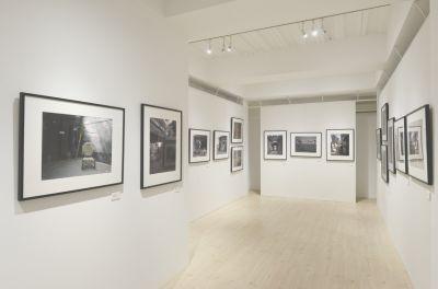 ギャラリードレイン レンタルスペースの室内の写真