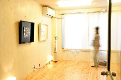 alakashi labo レンタルスペース【A】の室内の写真