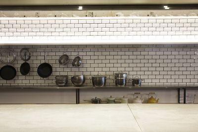 神田 レンタルキッチンスペースPatia(パティア) レンタルキッチンスペースの室内の写真