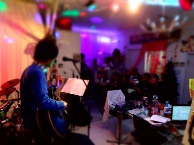 エッキミュージックサロン 貸切ライブスペースの室内の写真