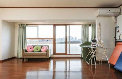 【多用途1日1組】西早稲田ルーム 静かで明るいお部屋の室内の写真