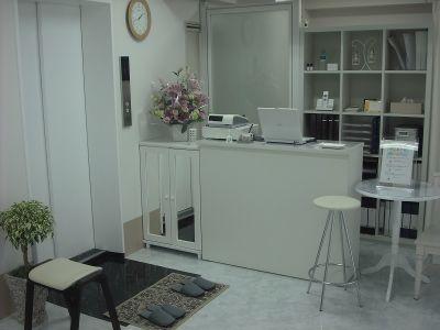 個人サロンの開業に専属1部屋 1ヶ月単位で1部屋専属利用!の室内の写真