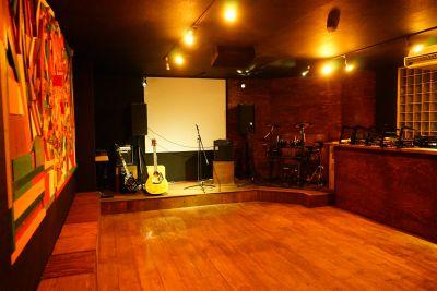 イベントスペース「AGALINE」 イベントスペースAGALINEの室内の写真