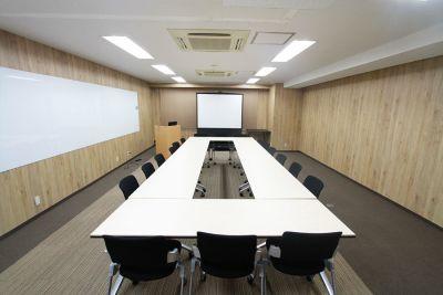 D-SPOT-COM長堀 D-SPOT-COM長堀 会議室 直前割引キャンペーンの室内の写真