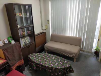 サロンドクライス802 サロンの室内の写真