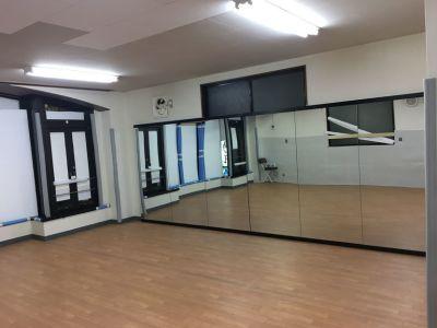 日暮里駅前スタジオk 日暮里駅から徒歩1分のスタジオの室内の写真