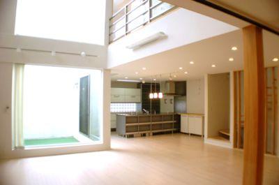 スタジオカサブランカ 一軒家の室内の写真