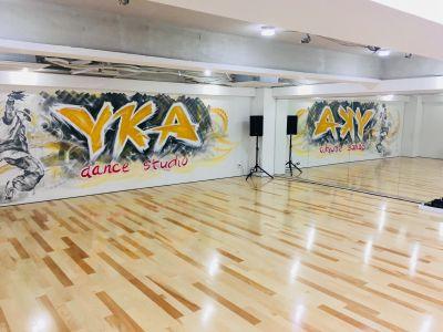 YKAダンススタジオ YKAダンススタジオ(各種ダンス、ヨガに最適)の室内の写真