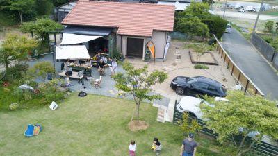 ガーデンハウス 糸島 戸建貸切の室内の写真