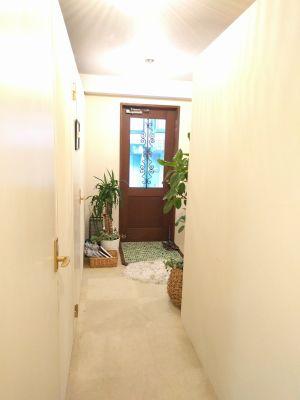 トータルビューティーサロンBIJU サロンスペースの室内の写真