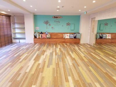 Linoty 【床暖房完備】ヨガなどの運動の室内の写真
