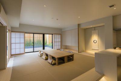 8階 日本文化体験・屋上テラス付き和のサロン - INBOUND LEAGUE