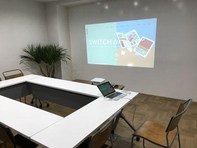 ThinkCamp セミナールーム(貸し会議室)の室内の写真