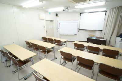 新宿セミナーオフィス 新宿御苑前貸し会議室ルームS1の室内の写真