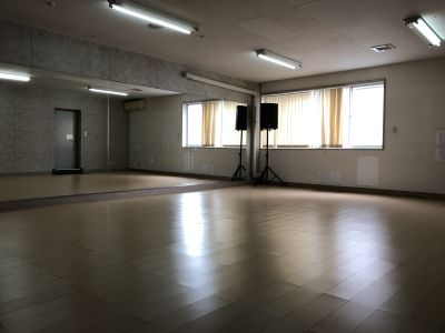 久留米レンタルスタジオ DMC サブスタジオの室内の写真