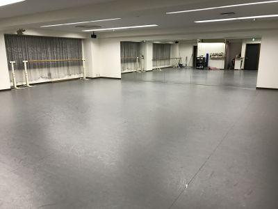 プリンセスユーダンスセンター ダンススタジオ その他の室内の写真
