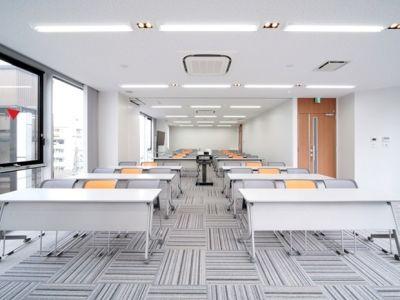 名古屋会議室 タイムオフィス名古屋駅前店 Time D(4階)の室内の写真