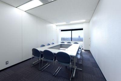 大阪会議室 ツイン21MIDタワー会議室 7会議室(20階)の室内の写真