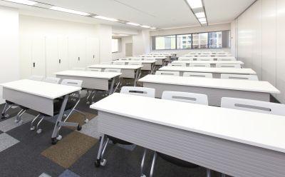 全特六本木ビル セミナールームCの室内の写真
