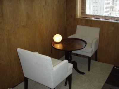 ヒーリングスペースココロ レンタルサロンの室内の写真