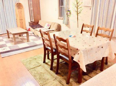 レンタルスペースハウス キッチン付きレンタルスペースの室内の写真