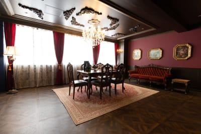 アンティークエリア - Macaron Classic レンタルスタジオの室内の写真