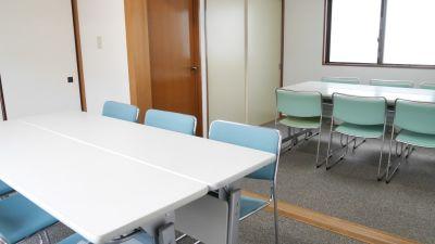NATULUCK茅場町二号館 6階中会議室の室内の写真