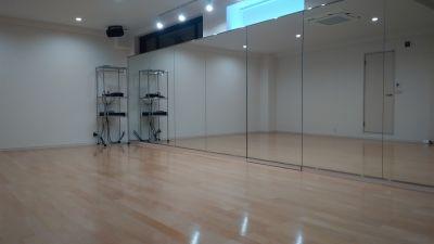 ダンススタジオ フォセット レンタルスタジオ、貸会議室の室内の写真