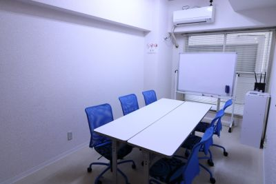 横浜桜木町駅 徒歩1分 貸会議室 横浜・桜木町・関内完全個室会議室の室内の写真