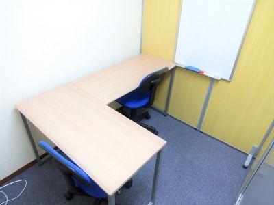 インテュイション・スタディブース ブースBの室内の写真