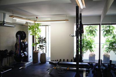 THE PERSON 個室/プライベートジム/レンタルの室内の写真
