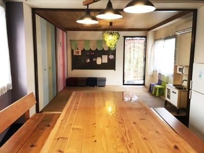 リンゴの木 レンタルスペース レンタルスペースの室内の写真
