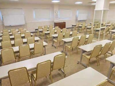 新横浜3丁目大ホール【加瀬会議室】 Room1+Room2の室内の写真