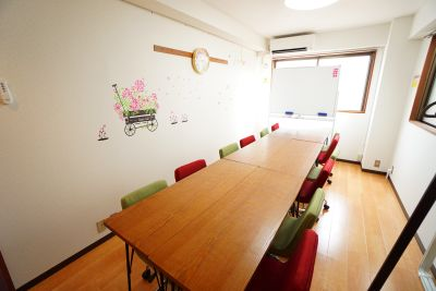 【シンシア会議室】 設備無料の貸し会議室♪の室内の写真