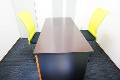 <JWS兜町3名会議室B> 完全個室の貸し会議室♪の室内の写真