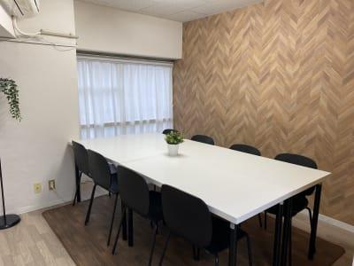 YURIRU SPACE 会議室YURIRUの室内の写真