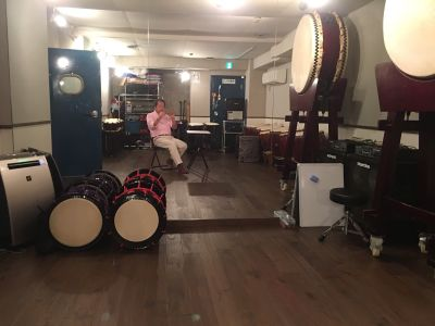 スタジオ太鼓庵 大スタジオの室内の写真