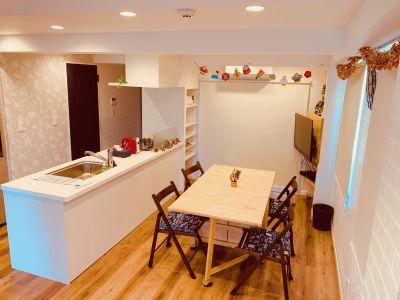 スペースルアナ 多目的スペース、レンタルキッチンの室内の写真