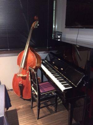 ジャムセカンド 桜木町スタジオ ライブハウス貸切の室内の写真