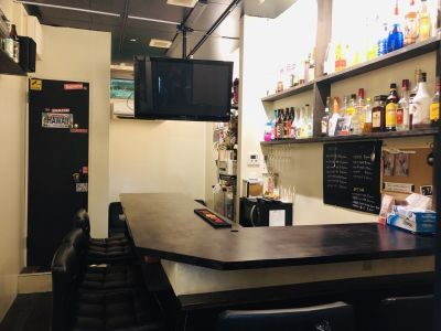 Bar gives レンタルスペースの室内の写真